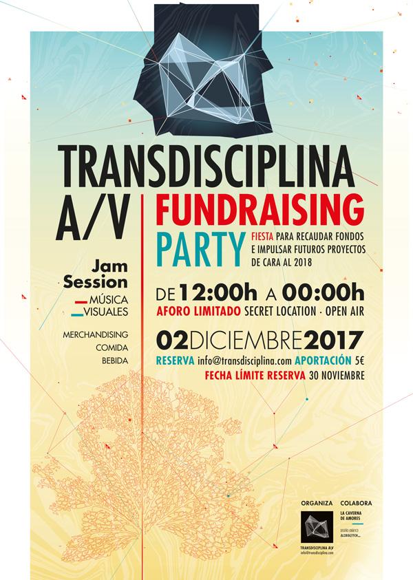 poster trasnd_av _fundraising